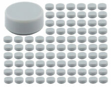 ☀️Lego 1x1 LIGHT GRAY Round Tiles x100 Stud Part Piece Bulk Lot Legos # 98138