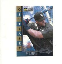 1998 Upper Deck Collector's Choice Starquest Frank Thomas White Sox Single # Sq5