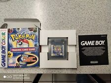 Pokémon Trading Card Game (Nintendo Game Boy Color, 2000)