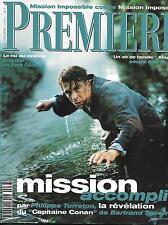 PREMIERE Nº236 NOVIEMBRE 1996 TORRETON/BACRI Y JAOUI/TILLY/M:I/DESNUDA A LA CINE