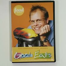 Good Eats Complete First TV Season DVD 2 Disc Top Cooking Show Food Chef OOP