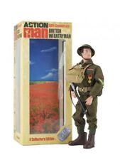 Figuras de acción de militares y aventuras Manas