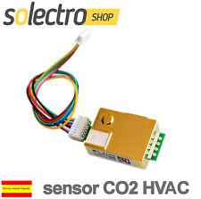 MH-Z19B Infrarrojos Módulo Sensor 5000ppm Monitor CO2 HVAC salida PWM UART S0044