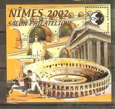 BLOC CNEP N° 36 SALON DE PRINTEMPS NIMES 2002