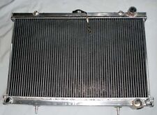 2 ROW Radiator for Nissan Skyline R32 GT-R 1989-1994 RB26DETT 1990 1991 92 93 MT