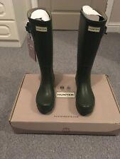 Mens Hunter Norris Field Boot. Vintage Green. Size 7