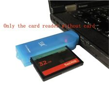 USB 2.0 HIgh Speed CF Memory Card Reader Compact Flash Adapter For PC&Mac