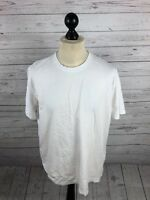 HUGO BOSS T-Shirt - XL - White - Great Condition - Mens