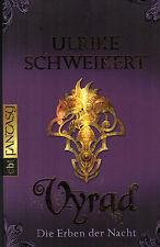 Ulrike Schweikert, Vyrad Die Erben der Nacht, Vampir-Roman, cbt Fantasy EA 2011