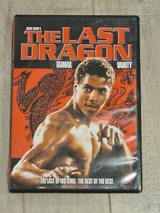 The Last Dragon (Taimak) - DVD - Region 1 - FAST POST