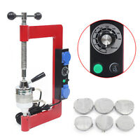 Auto Vacuum Tyre Repair Machine Vulcanizing Tire Repair Patches Machine Kit 110V