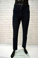 Pantalone BROOKSFIELD SPORTSWEAR Uomo Taglia 42 Jeans Pants Blu Cotone Regular