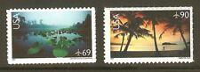 US Scott # C142, C143,  2007 American Landmarks Airmail