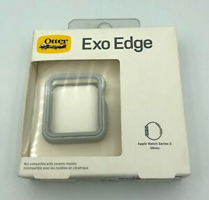 Otterbox Exo Edge Case for Apple Watch Series 3 (38mm) Pacific Gloom Gray