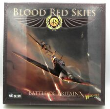 Blood Red Skies 771510001 Battle of Britain Warlord Games Starter Set Core Game