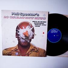 Various – Phil Spector's 20 Greatest Hits ,  UK`76,  LP,  Vinyl: vg