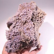 1803g Natural Purple chalcedony grape agate crystal specimens Indonesia  A9111