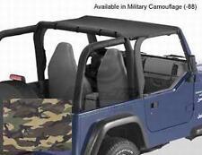 Bestop 52525-88 Bikini Tops Military Camo Header fits 1997-2002 Jeep Wrangler