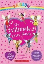 Rainbow Magic: The Complete Book of Fairies by Daisy Meadows (2014, Hardcover)