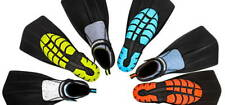 WildHorn Outfitters Topside Fins Compact Snorkeling Flippers