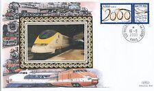 (94389) France Benham Cover Trains 16 September 2000