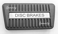 PAD BRAKE PEDAL for HK-HG HQ-WB LC-UC VB-VL-VZ AUTO DISC CHROME PLATE DRESS SHOW