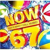 Now That's What I Call Music! 67: 2CD | 2007. New & Sealed. (Next Day Delivery).