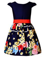 Mädchen Kleid festlich Einschulung Hochzeit Blumenmädchen Jugendweihe Sommerklei