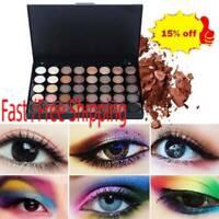 Kosmetiko Lidschatten Makeup Palette Sparkling Set 40 Women Color Beauty W9 K6B1