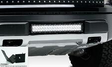 ZROADZ Front Bumper Center Opening LED Light Bar Mounts / FOR 10-14 FORD RAPTOR