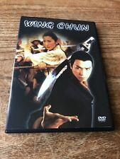 Wing Chun 1994 DVD Michelle Yeoh Donnie Yen Chinese Hong Kong Martial Arts