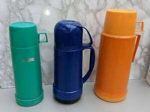 3 Thermos Flasks