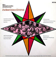 The Sweet Voices Of Christmas Massed Children's Voices EXCELLENT Vinyl LP
