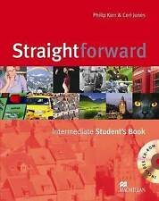 Straightforward Intermediate: Student's Book Pack by Philip Kerr, Ceri Jones...