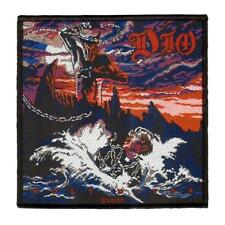 DIO - Holy Diver - Woven Patch / Aufnäher