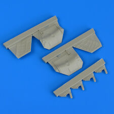 Quickboost 1/48 Boeing F-22A Raptor Undercarriage Covers # 48798