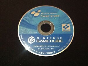 DISNEY SPORTS SOCCER FOOTBALL Nintendo Gamecube GCN NTSC J Japan  **DISC ONLY**