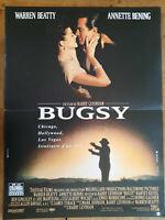 Plakat Bugsy Barry Levinson Warren Beatty Annette Bening 40x60cm