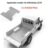 For Killerbody LC70 RC Car Body Accessory 1PCS New Rear Body Antiskid Plate