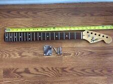 Fender Squier Standard Stratocaster Strat Guitar Neck Maple Rosewood 2000's