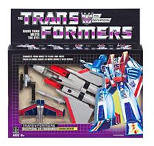 Transformers Toy TAKARA Hasbro G1 Starscream 2018 Reissue New in stock MISB