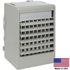 Commercial Heater 175,000 BTU - Natural Gas & Propane - 4,375 sqft - 2,550 CFM