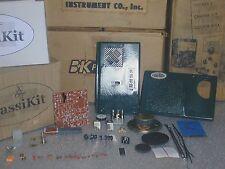 Unbuilt Classikit AM FM Transistor Radio KIT & CXA1691 IC+ Heathkit Eico Surveys
