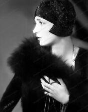 8x10 Print Kay Francis Cloche Hat #5501515