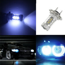 Super Bright 1 Pair of Car H7 8000K Headlight DRL Fog Light LED Bulbs Low Beam
