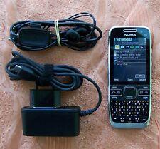 Original Nokia E55-1 QWERTY Mobile Phone made in FINLAND. (e e70 e90 e52 n)
