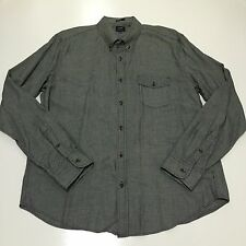 J. Crew Factory XL Plaid Slim Fit Brushed Twill Long Sleeve Button Down Shirt