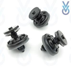 10x VVO® clips de panneau de porte avant pour certains Audi TT, Q5, A6, A8