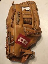 Ssk Dpg-590 Dimple Softball baseball Mitt Glove 13 Inch Lh Throw Adult Ex Shape