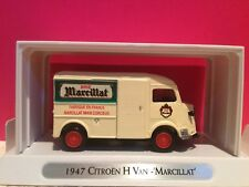 MATCHBOX MODELS OF YESTERYEAR CITROEN TYPE H VAN MARCILLAT 1/43 NEUF BOITE D9